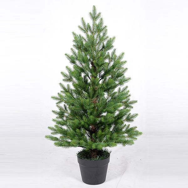 Potted Christmas Tree - 70cm