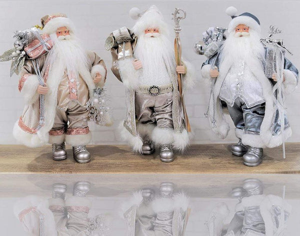 Luxury Santa Figurines - 47cm