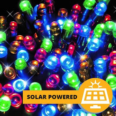 Solar LED Lights 500 - Multicolour - 40 meters