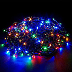 100 LED Fairy Lights - Multicolour - 10 meters