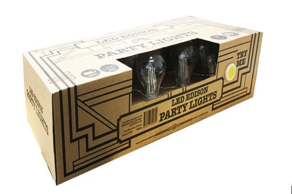 Edison Party Lights 10pcs