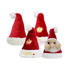 Deluxe Plush Santa Hat Designs