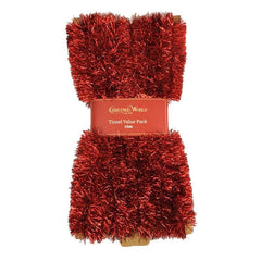 Christmas Tinsel Value Pack - 10m