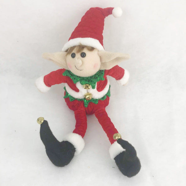 Big Ear Sitting Elf - 45cm