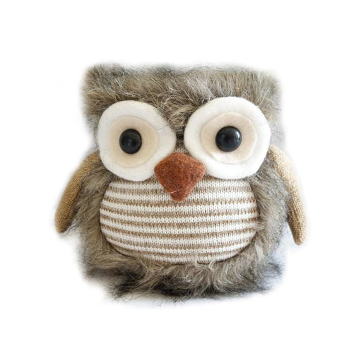 Christmas Owl Decoration - Small