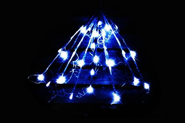 LED FIREWORK SPRAY 3PCS with 90 LEDS WHITE/MULTI