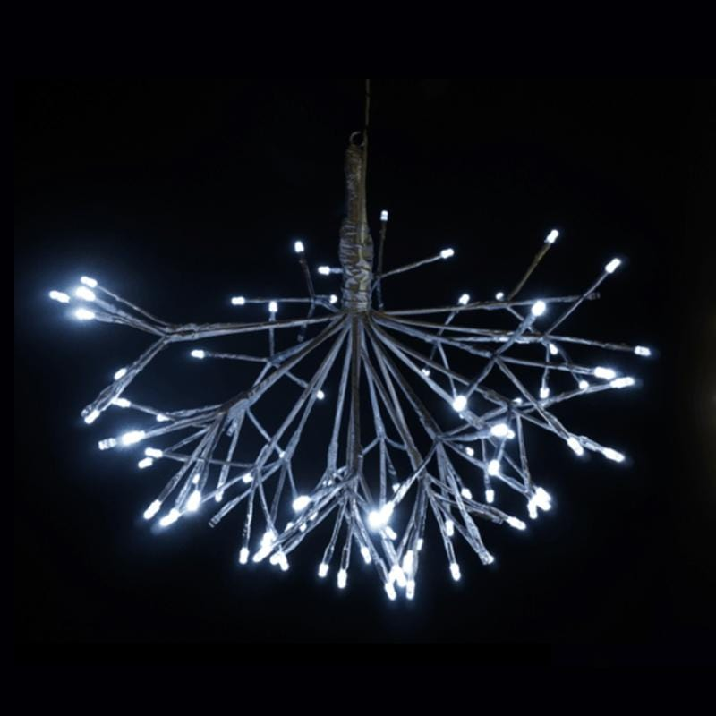 LED STARBURST LIGHT - 40 CM - AVAILABLE IN 2 COLORS