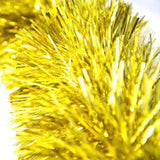 FINE CUT TINSEL Gold - Christmas World