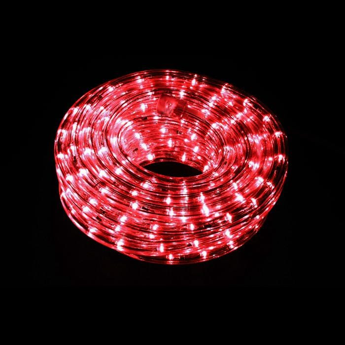 9M Connectable LED Rope Light - Red - Christmas World