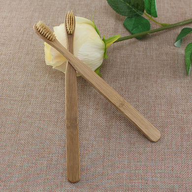 Bamboo All-Natural Charcoal Toothbrush