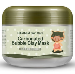 Carbonated Bubble Clay Mask (Purifying Facial Sleeping Mask)