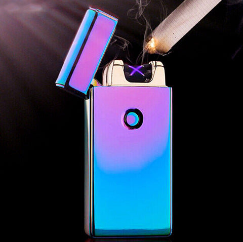 Rechargeable and Windproof Flameless Lighter