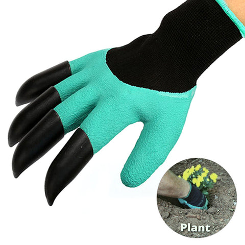 PROTECTIVE DIGGING GLOVES
