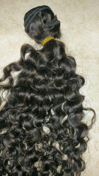 Virgin Indian Curly - TheHairBin