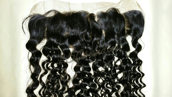 Virgin Lace  Frontal Free Part - TheHairBin
