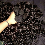 Virgin Brazilian Deep Wavy Hair - TheHairBin