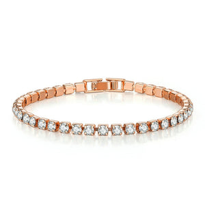 3.5mm Rose Gold Bracelet