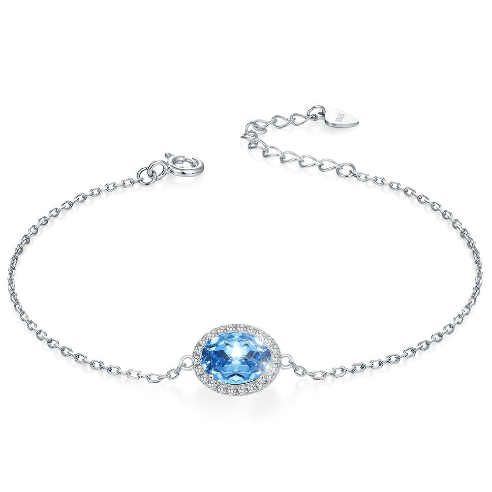 adornia halo products diamond pearl bracelet b