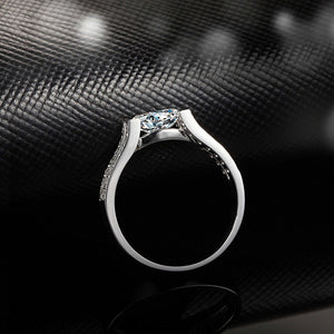 Four Point Luxury Ring