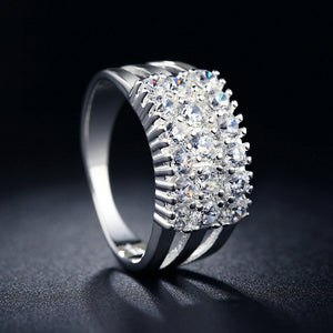 White Gold Bijoux Ring