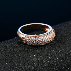 Luxury Micro Pave Ring