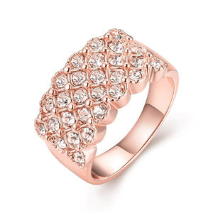 Luxe Rose Gold Ring