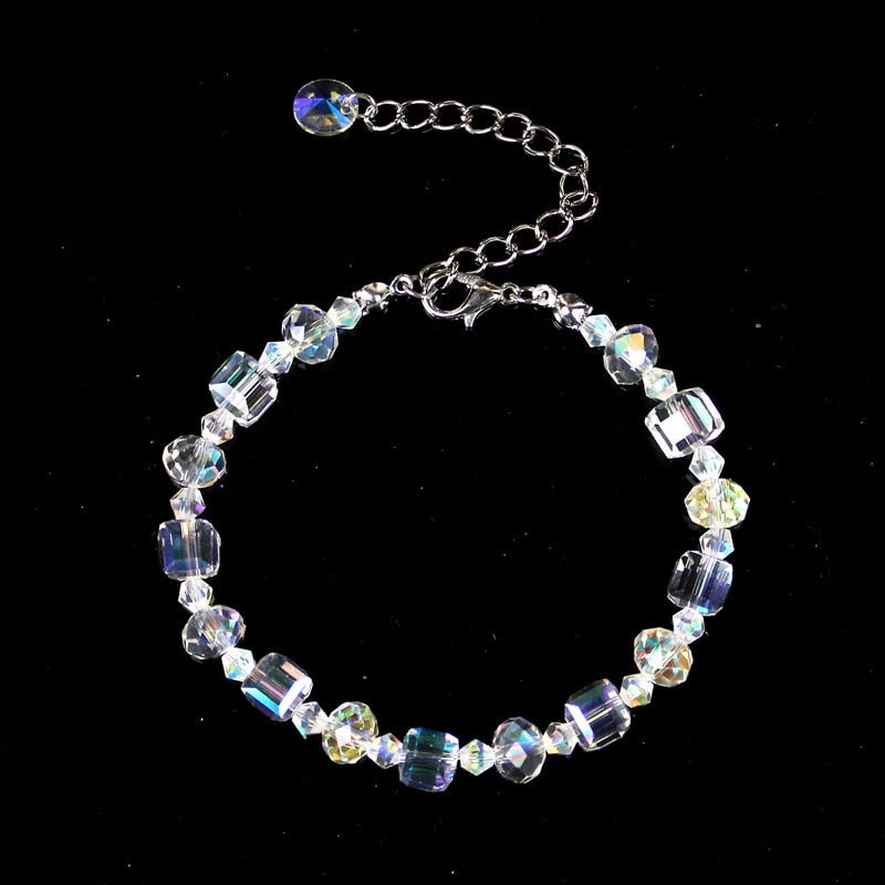 Elegant Glass Bracelet