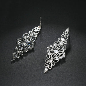 Elegant Filigree Earrings