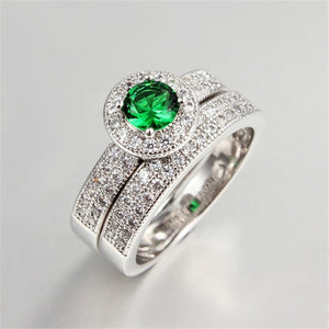 Luxury Gem Stone Ring
