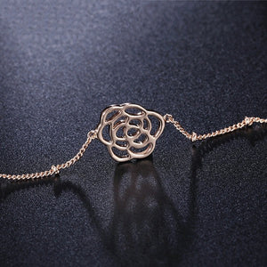 Golden Rose Bracelet