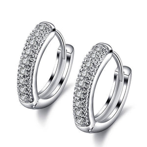Luxury Hoop Earrings