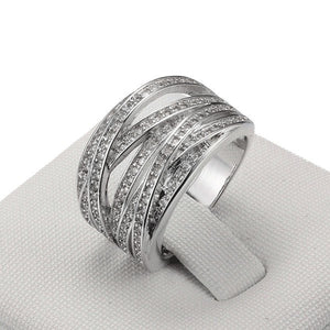Wrapped Luxury Ring