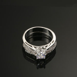 Twisted Luxury Ring Set