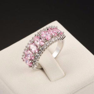 Pink Blossom Ring