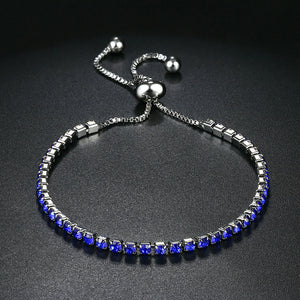 Mosaic Adjustable Bracelet