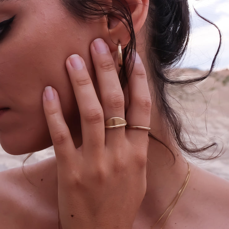 Devotions Ring | Bronze