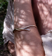 Serpent Bangle - Catori Life