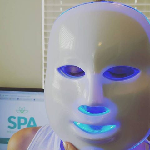 LED Mask - Treat your Face and Body with Anti-Aging Photon Lights