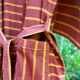 Berry Brown Robes - Spa Medical Solutions - 4