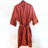 Berry Brown Robes - Spa Medical Solutions - 5
