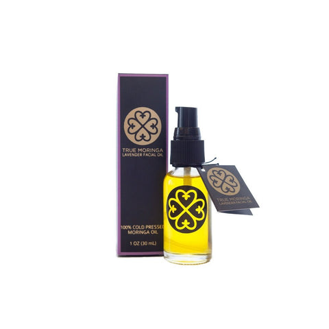 True Moringa Lavender Facial Oil - Spa Medical Solutions