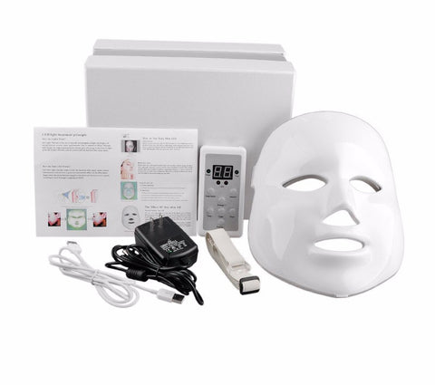 LED Light Face Treatment Mask - Spa Medical Solutions - 1
