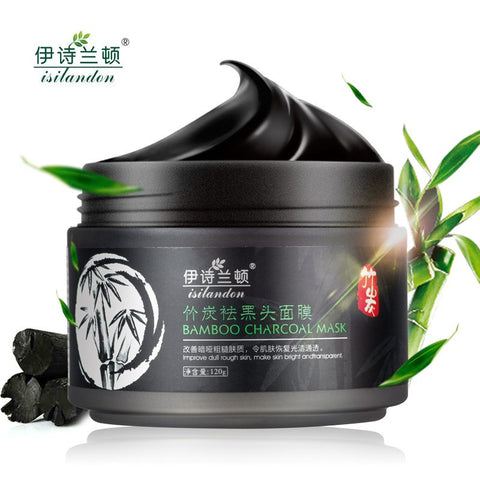 Charcoal and Bamboo Peel-Off Face Mask - Spa Medical Solutions - 1