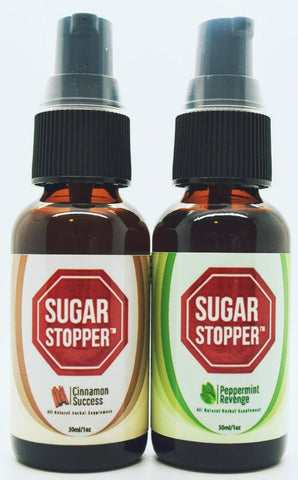 Sugar Stopper 4 Pack - Friends and Family Healthy - Spa Medical Solutions - 2