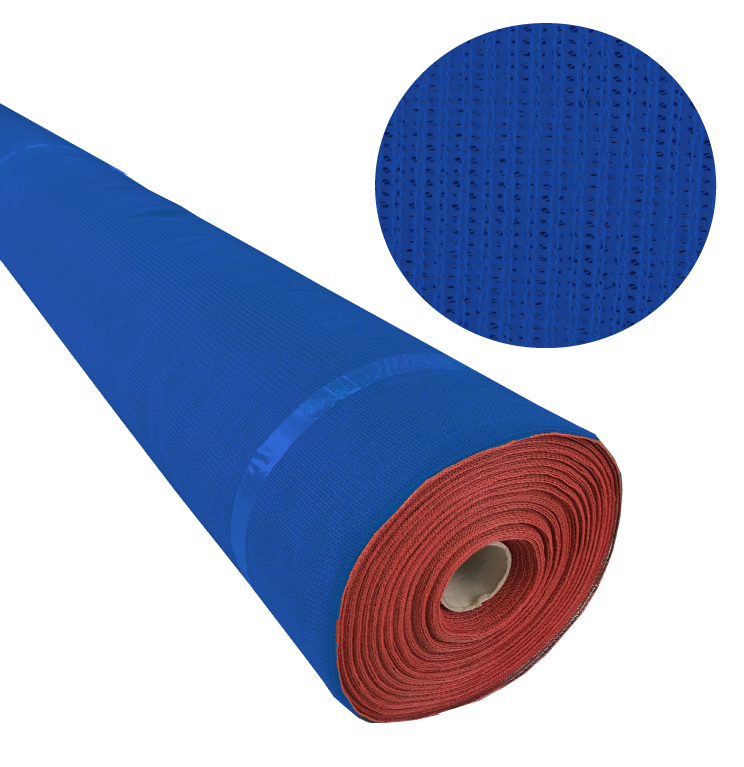 Shade Cloth Roll - 70% x 3.66m x 50m (Blue)