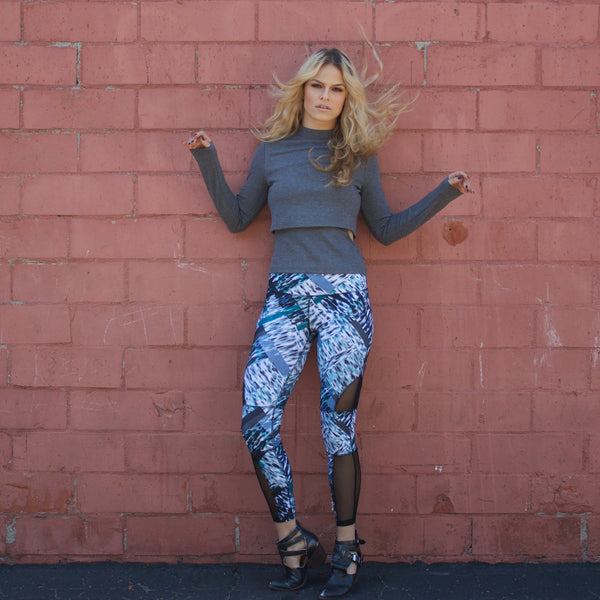Zumba Netted Leggings