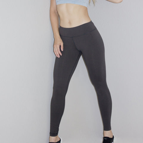 Charcoal Performance Leggings