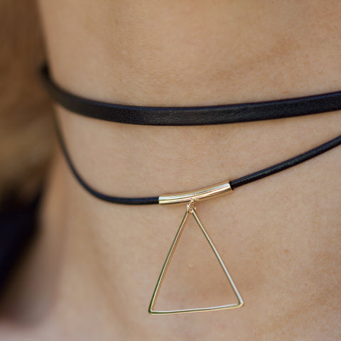 Triforce Choker