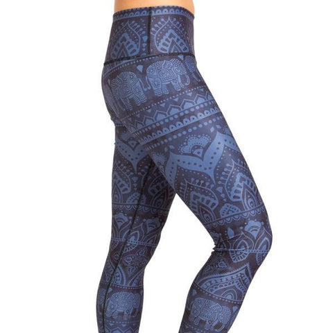 Sacred Elephant Leggings