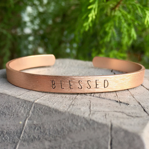BLESSED Cuff